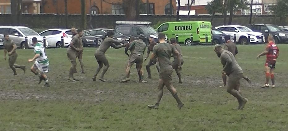Dewsbury Celtic edge muddy thriller