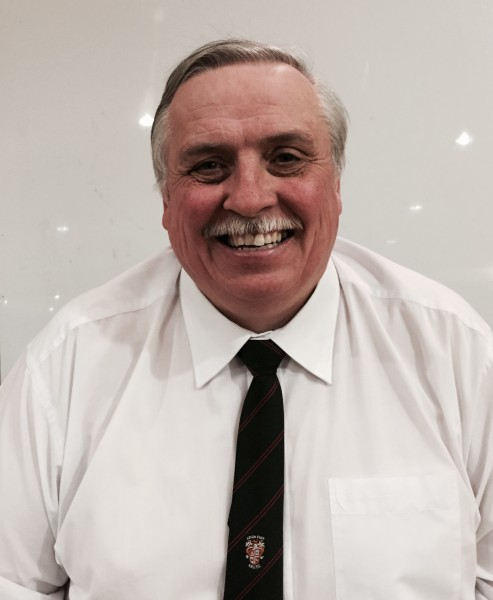 David Coyle - Rugby Chairman / Club Vice President