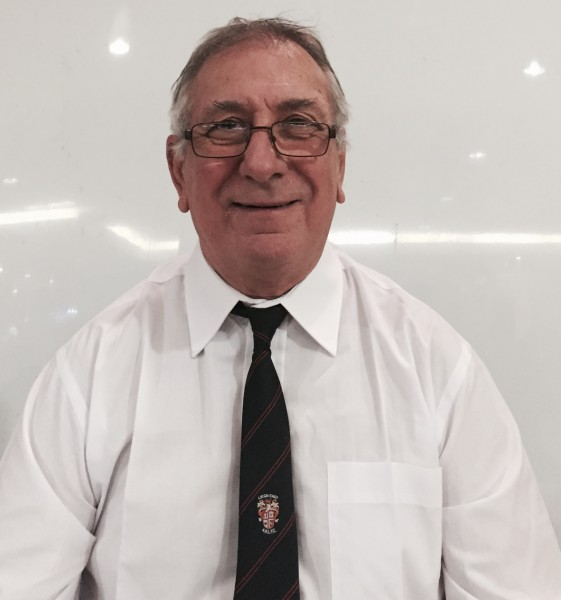 Geoff Owen - Club President